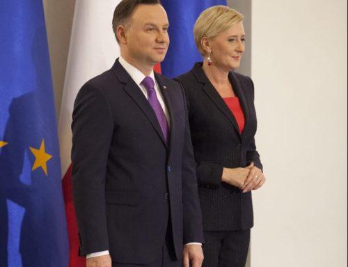 Prezydent RP Andrzej Duda wręczył odznaczenia paraolimpijczykom