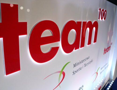 Team100 także dla niepełnosprawnych!