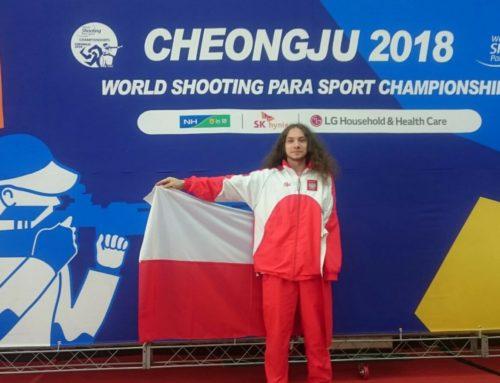 Polski rekord świata juniorów na Mistrzostwach Świata w strzelectwie sportowym w Korei Płd.!