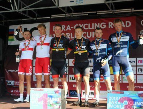 Zawody Pucharu Świata w kolarstwie w Ostendzie – 2 srebra i 1 brąz w wyścigu ze startu wspólnego