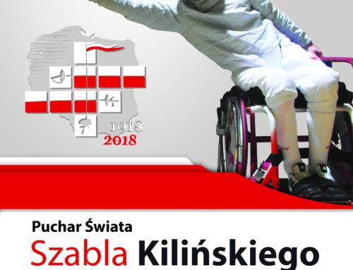 """XVIII edycja Pucharu Świata """"SZABLA KILIŃSKIEGO"""" – do Polski przyjedzie 250 zawodników z całego świata!"""