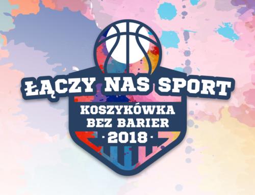 """""""Łączy nas sport – koszykówka bez barier"""" w centrum Białegostoku"""