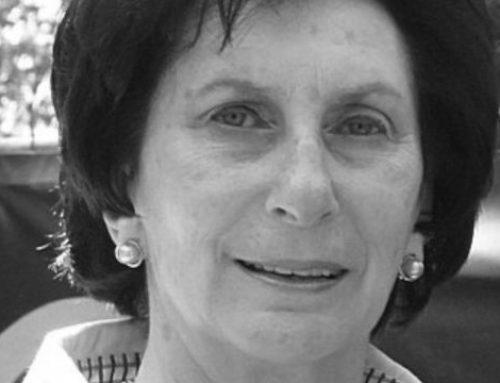 Zmarła Irena Szewińska