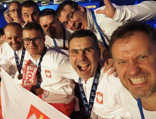 ME w szermierce na wózkach: pięć medali Polaków!
