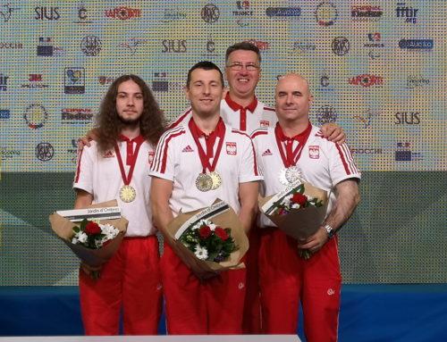 Szymon Sowiński wywalczył kwalifikację paraolimpijską!