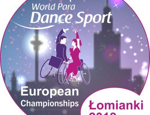 Mistrzostwa Europy w Tańcu na Wózkach w Łomiankach!