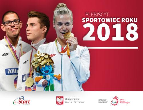 """Natalia Partyka Sportowcem Roku w Plebiscycie PZSN """"Start""""!"""