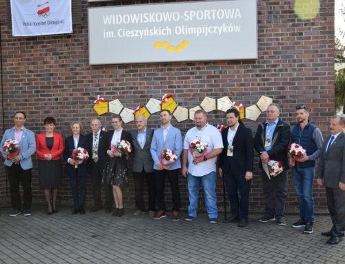 Janusz Rokicki i Mirosław Madzia uhonorowani w Cieszynie!