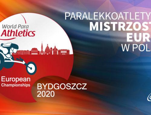 Polska gospodarzem Paralekkoatletycznych Mistrzostw Europy 2020!