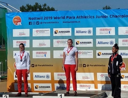 Paralekkoatletyczne MŚ juniorów: 8 medali i życiówki!