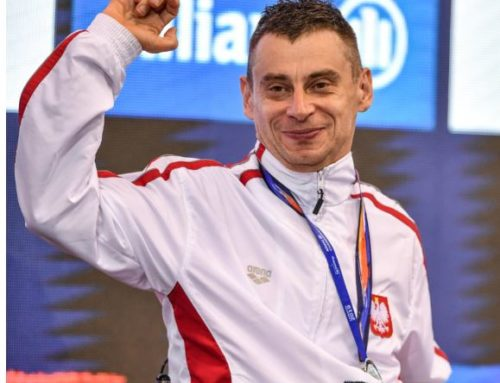 Parapływackie MŚ: Jacek Czech wicemistrzem świata!