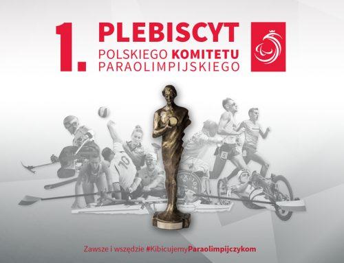 Rusza 1. Plebiscyt Polskiego Komitetu Paraolimpijskiego na Sportowca 2019 roku!