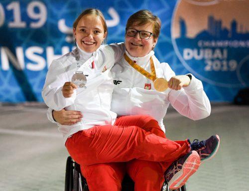 Złoto i srebro dla Polski na koniec Paralekkoatletycznych MŚ w Dubaju!