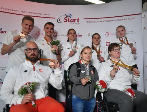 Paralekkoatletyczne Mistrzostwa Świata Dubaj 2019: 15 medali Polaków!