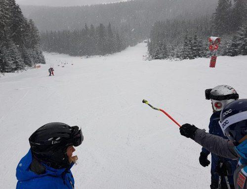 ParaSki4Europe: śnieg w górach jest!