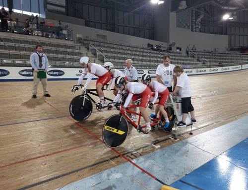 Parakolarskie MŚ: 3 medale Polaków!