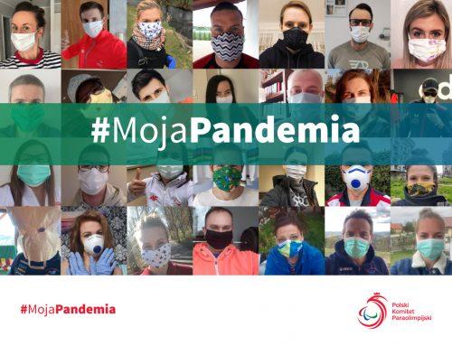 #MojaPandemia według Paraolimpijczyków