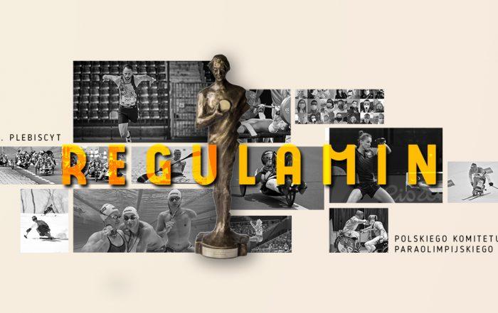 Regulamin Plebiscytu Komitetu Paraolimpijskiego na Sportowca 2020 roku