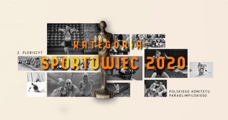 Zgłoszenie Sportowca do Plebiscytu Komitetu Paraolimpijskiego 2020 roku