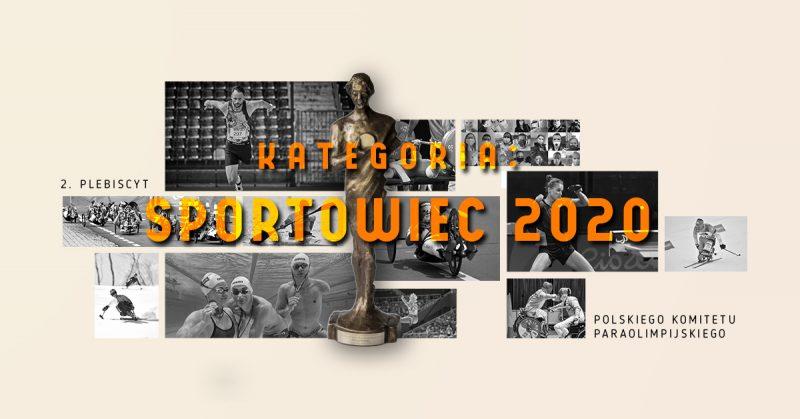 Zgłoszenie Sportowca do Plebiscytu Komitetu Paraolimpijskiego na Sportowca 2020 roku